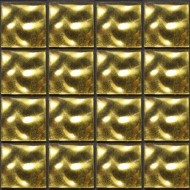 Мозаика Alzare Real Gold Mosaic GN-02-G-10
